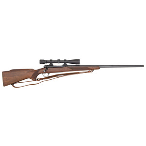 ** Winchester Pre-64 Model 70 Bolt Action Rifle with Scope