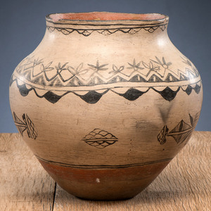 Cochiti Pottery Jar, From The Harriet and Seymour Koenig Collection, NY
