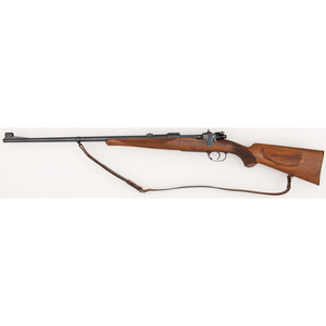 ** Oberndorf Commercial Mauser Sporting Rifle