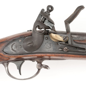 Johnson Contract U.S. Model 1816 Type II Flintlock Musket