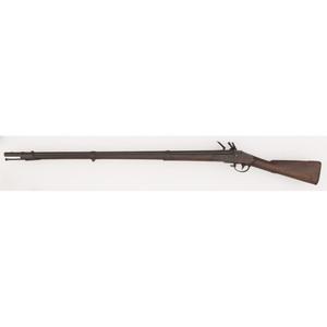 Umarked U.S. Model 1816 Type III Flintlock Musket