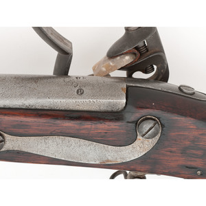 Whitney Contract U.S. Model 1816 Type III Flintlock Musket