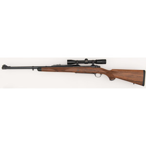 * Ruger Mark II Magnum Rifle with Scope
