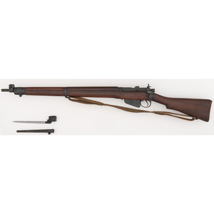 ** Canadian Longbranch No. 4 Mk. I Rifle