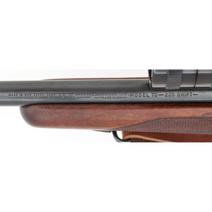 ** Winchester Pre-64 Model 70 Bolt-Action Rifle