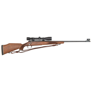 * Schultz & Larsen Model 60 Bolt-Action Rifle with Scope