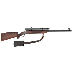 ** E,F,B, Luna German Falling Block Target Rifle