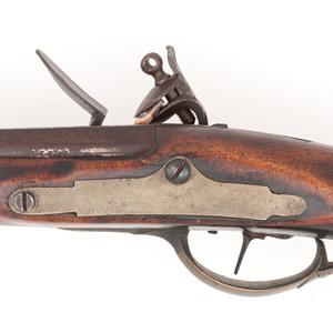 Fullstock Flintlock Kentucky Rifle By JH