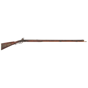 Fullstock Flintlock Kentucky Rifle By William Kelsay