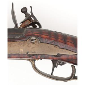 Fullstock Flintlock Kentucky Rifle By William Kelsay