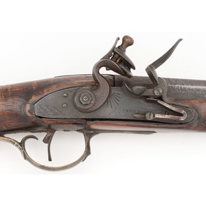 Fullstock Flintlock Kentucky Buck & Ball Rifle