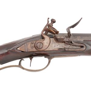 Fullstock Flintlock Rifle