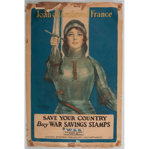 World War I Posters, Lot of 2