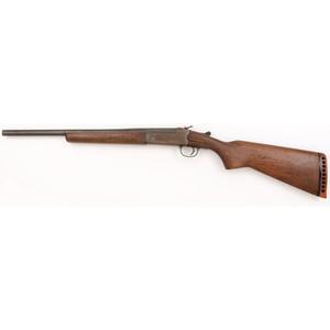 ** J. Stevens Arms Co. Model 107B Single Shot Shotgun