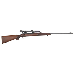 ** Winchester Pre-WWII Model 70 Bolt-Action Rifle with Scope