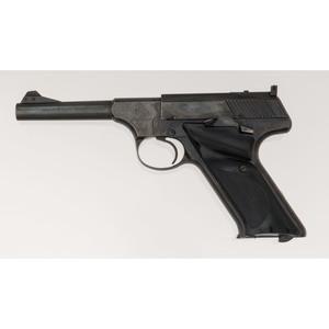 ** Colt Woodsman Sport Pistol