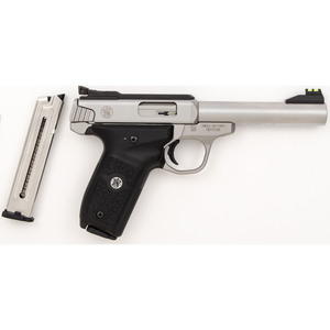 * Smith and Wesson SW22 Victory Pistol