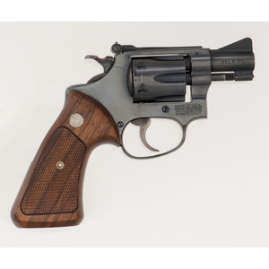 ** Smith & Wesson Model 34-1
