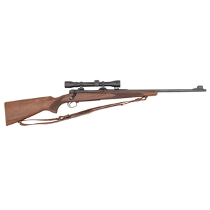 ** Winchester Pre-64 Model 70 Featherweight with Scope