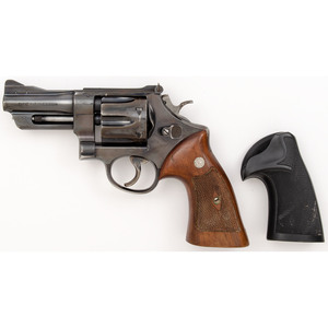 ** Smith & Wesson Model 27 Highway Patrolman