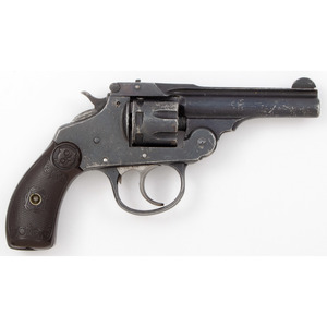** Iver Johnson Revolver