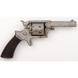 Rigby Spur Trigger Revolver