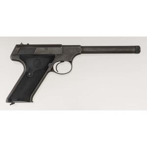 ** Colt Targetsman Pistol
