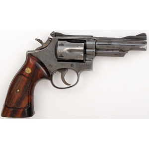* Smith & Wesson Model 19-3