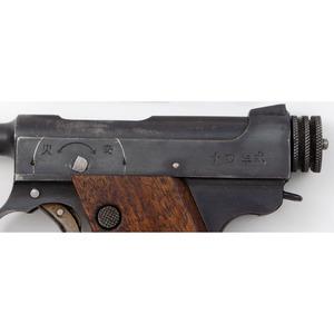 ** Japanese Type 14 Nambu Pistol