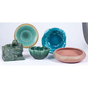 Rookwood Pottery Production Ware