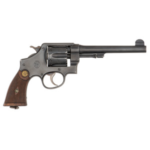 ** Smith & Wesson .455 Hand-Ejector Second Model Revolver