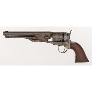 Colt Model 1861 Navy Revolver