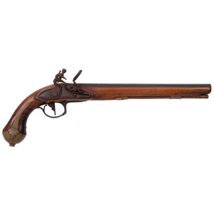 Contemporary European Flintlock Pistol