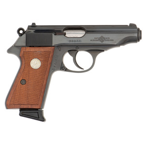 ** Walther PP Interarms with Test Target