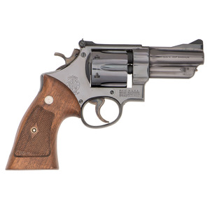 ** Smith & Wesson .357 Magnum with 3.5