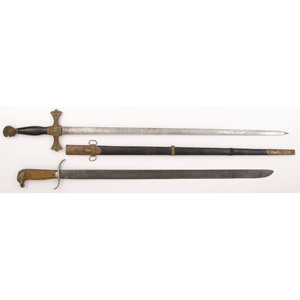 Swords, Lot of Two