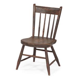 Child's Sheraton Windsor Chair