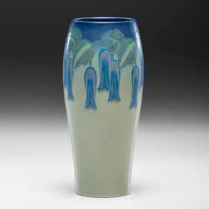 Rookwood Pottery Vellum Vase, Charles Stewart Todd