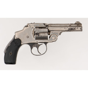 ** S&W .38 Double-Action Second Model Revolver
