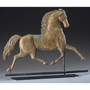 Blackhawk Weathervane
