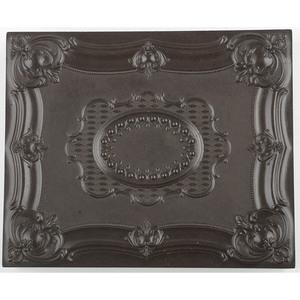 Half Plate Geometric Union Case, Black [Berg 3-3]