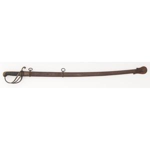 Model 1833 U.S. Dragoon Sword