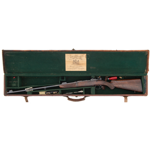** Rigby Bolt Action Take-Down Rifle