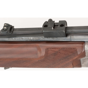 * Winchester Double Xpress Jaeger Rifle