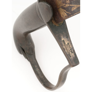 Brass Eagle Head Horstmann Sword