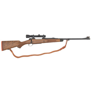 * Kimber African 416 Rigby Bolt Action Rifle with Redfield Scope