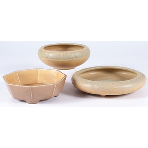 Rookwood Pottery Production Bowls