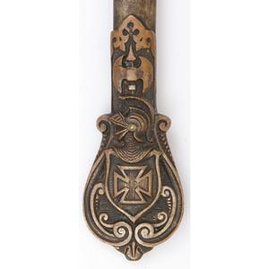 Masonic Knights Templar Sword