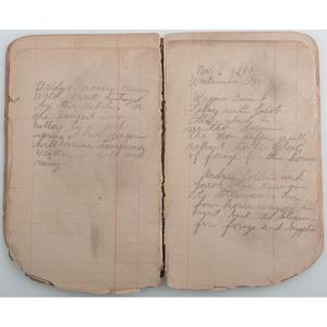 Civil War Diary of Capt. Alfred Long, 1st TN & AL Vidette Cavalry