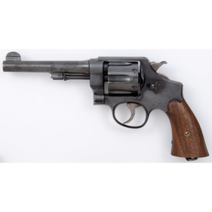 ** Smith and Wesson U.S. Model 1917 Army Revolver